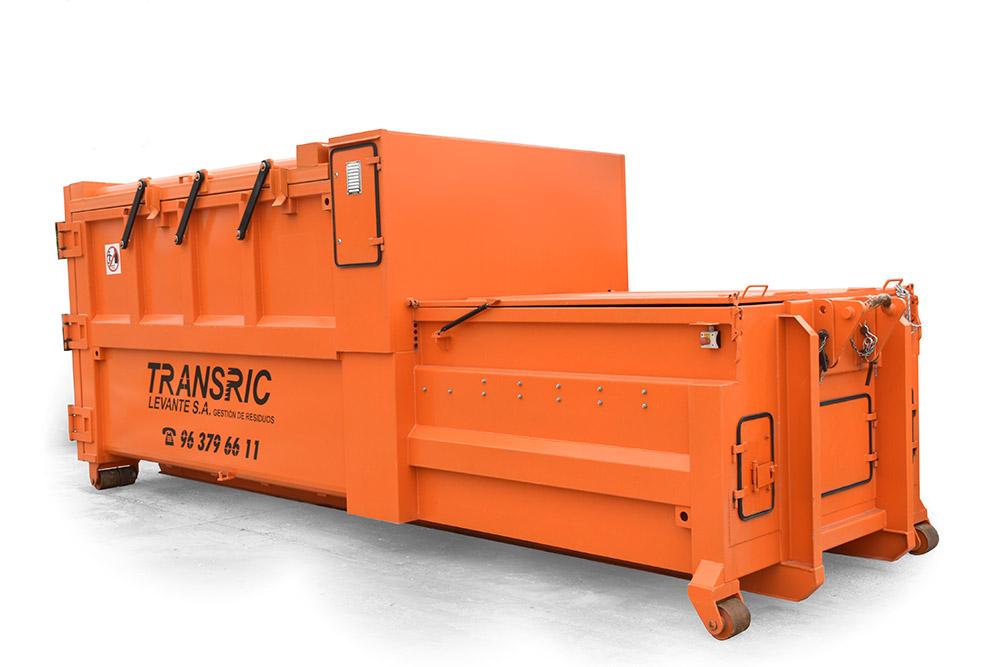 Compactador 20 m3