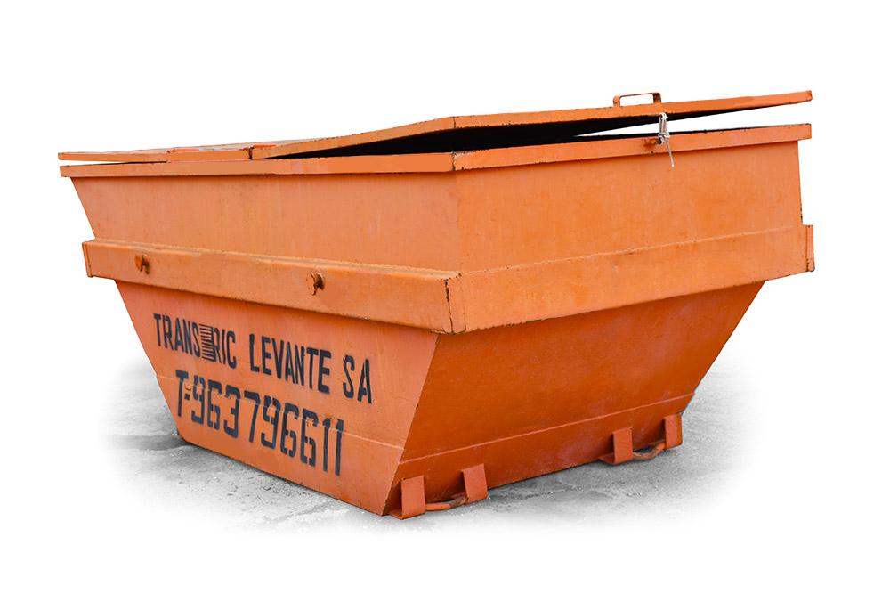 Contenedor 6-9 m³
